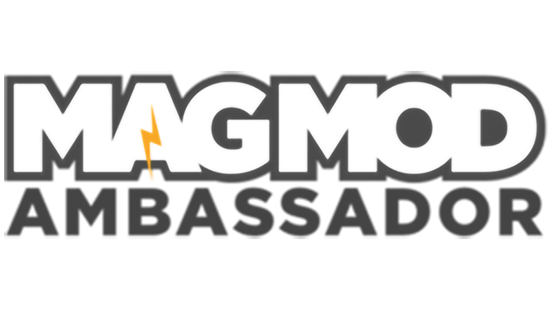 Magmod-Ambassador-Logo Mic
